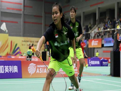 Indonesia ke Semifinal Kejuaraan Asia Junior