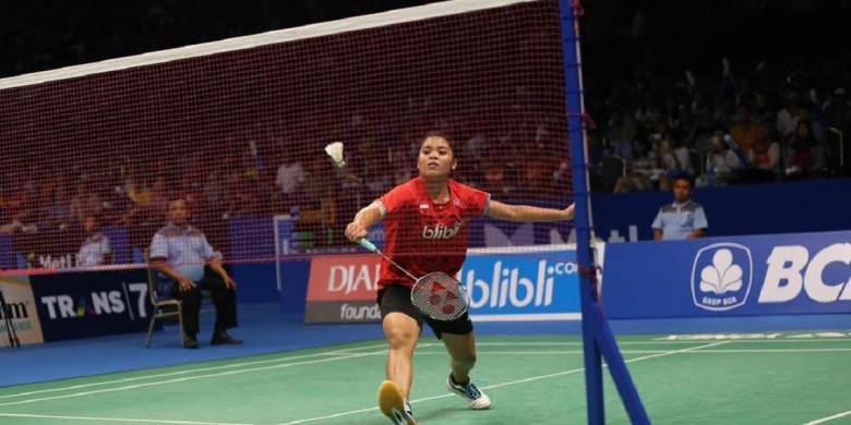 Indonesia Tembus Final Kejuaraan Junior Asia 2017